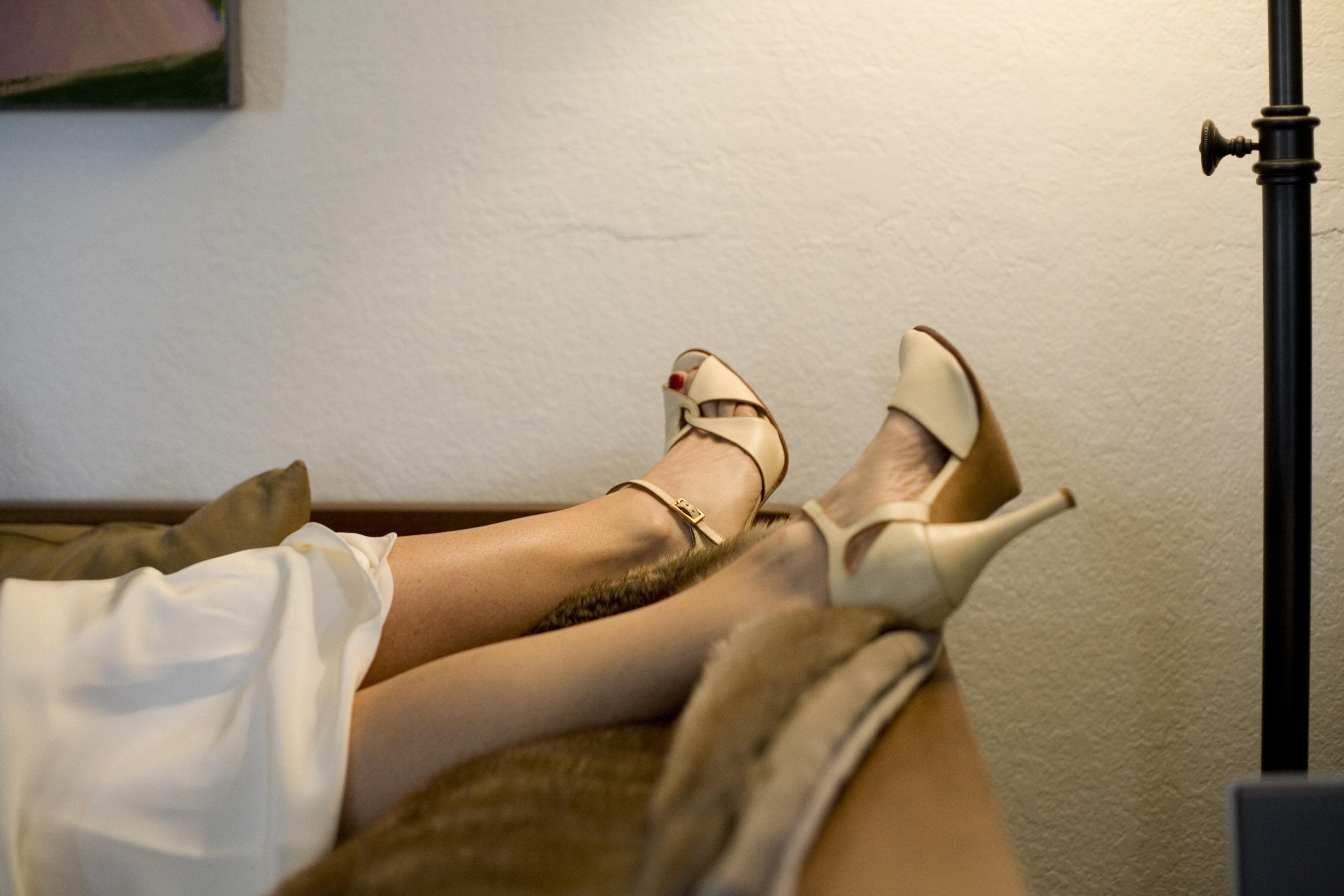 Monica's Shoes