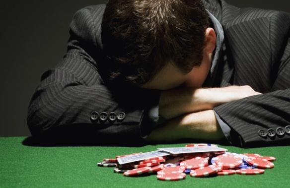 gambling addiction problem